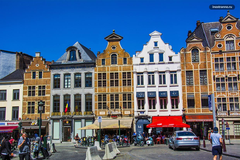Пешеходная экскурсия по Брюсселю