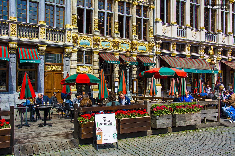 Интересная экскурсия Многоликий Брюссель