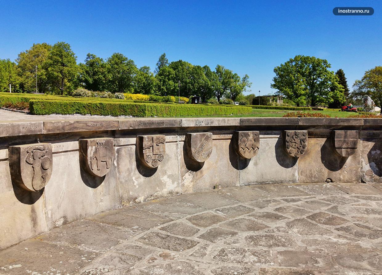 Мемориал Лидице
