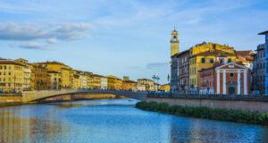 Пиза и Пизанская башня: прогулка и фото города