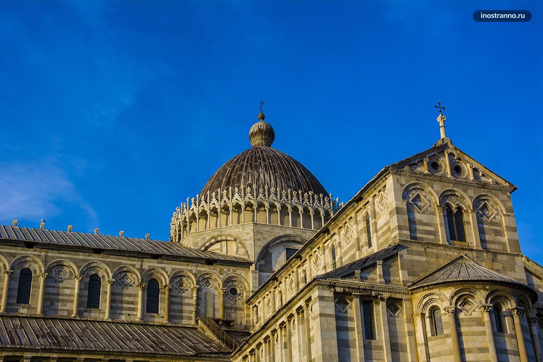 Пизанский собор история