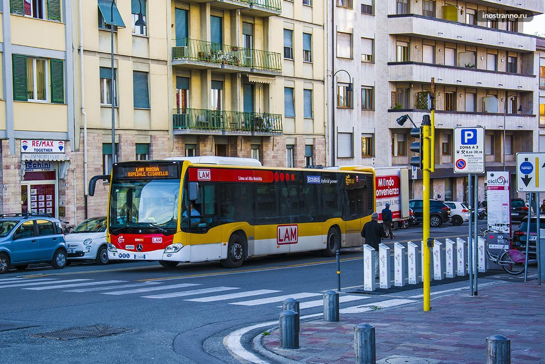 Транспорт в Пизе