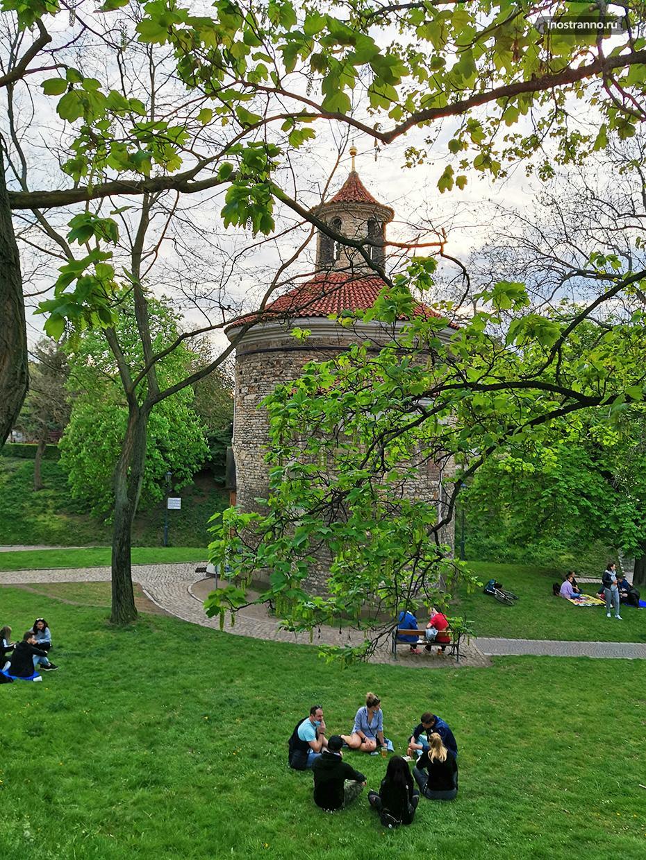Вышеград в Праге что посмотреть