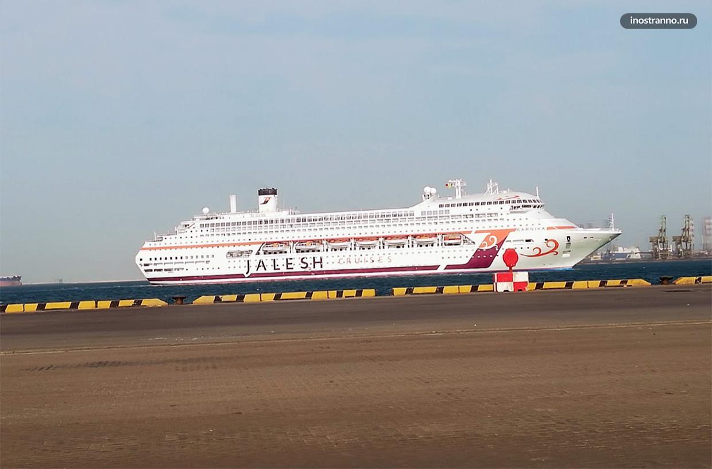 Порты Бахрейна круизных лайнеров