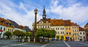 Ческа-Липа – типичная чешская провинция