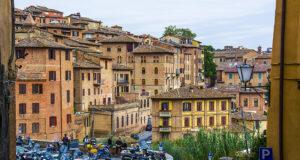 Невероятный тосканский средневековый город Сиена