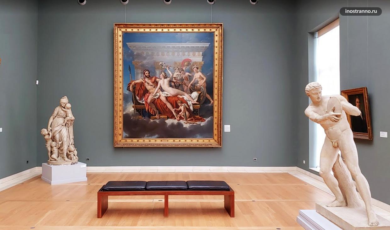 Музей Старых Мастеров в Брюсселе