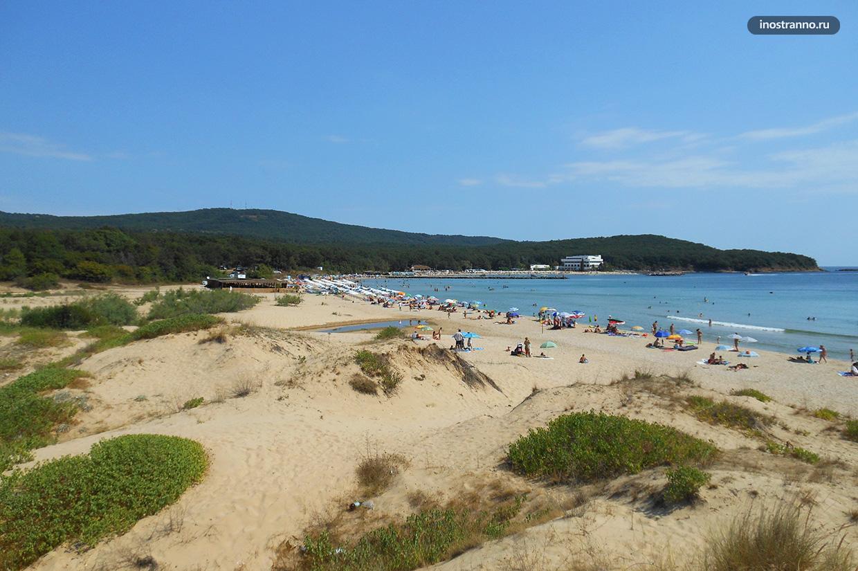 Приморско - лучший курорт южной Болгарии