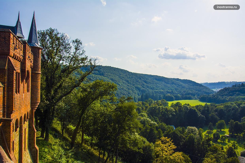 Фото чешской природы