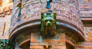 Градец-над-Моравици – красный замок в Силезии