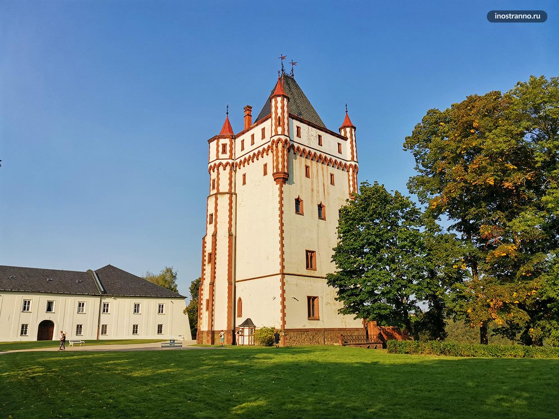 Моравский замок
