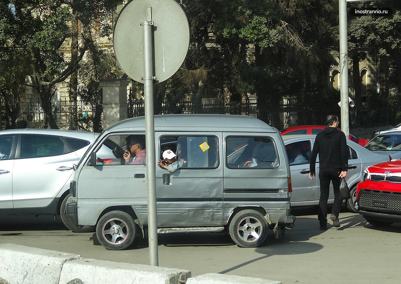 Автобусы в Шарм-эль-Шейхе