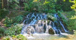 Природный парк Странджа на границе Болгарии с Турцией