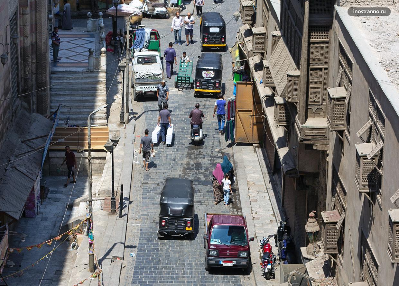 Такси в Каире и трансфер из аэропорта