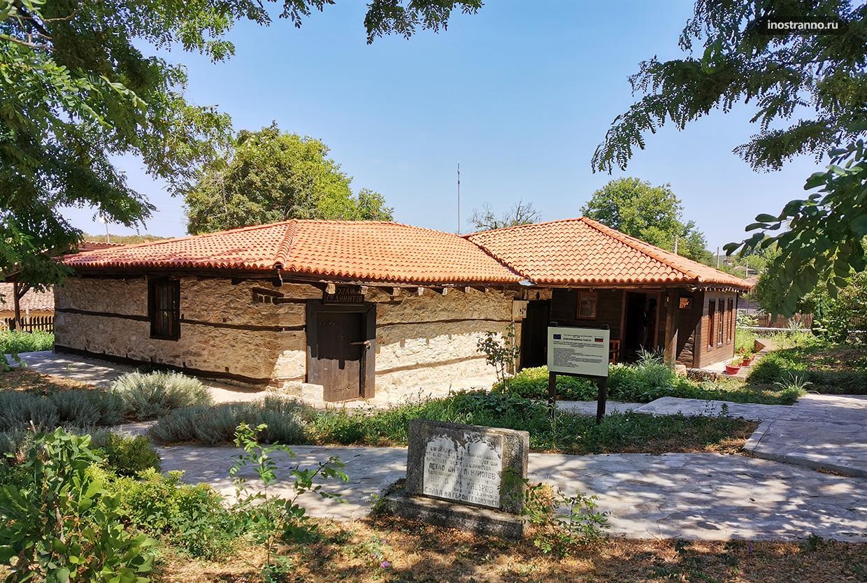 Традиционный болгарский дом