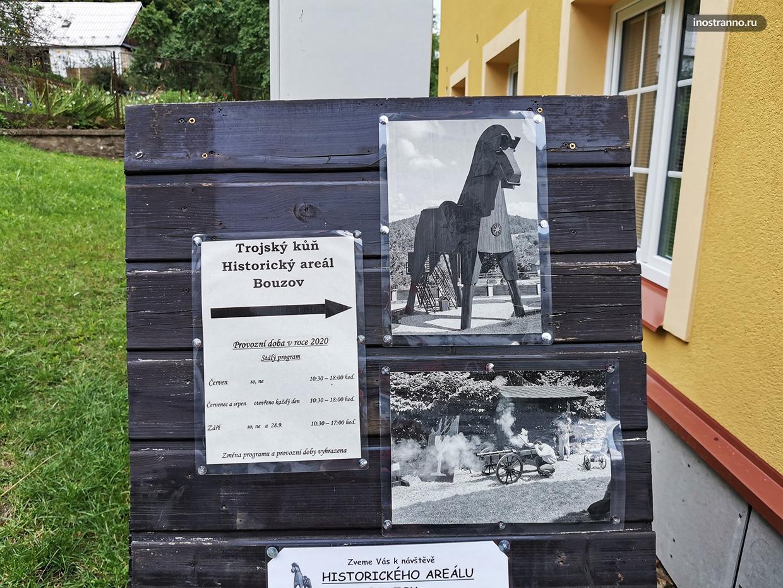 Троянский конь в Чехии