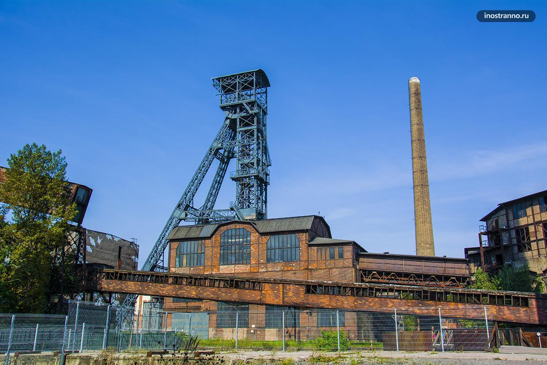 Экскурсия на металлургический завод