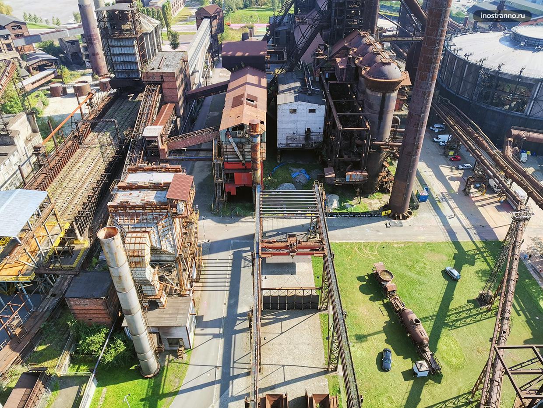 Завод изготовление металла