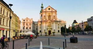 Опава – маленький городок в Силезии