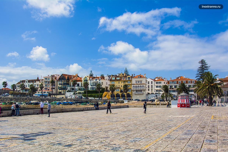 Португальский город Кашкайш