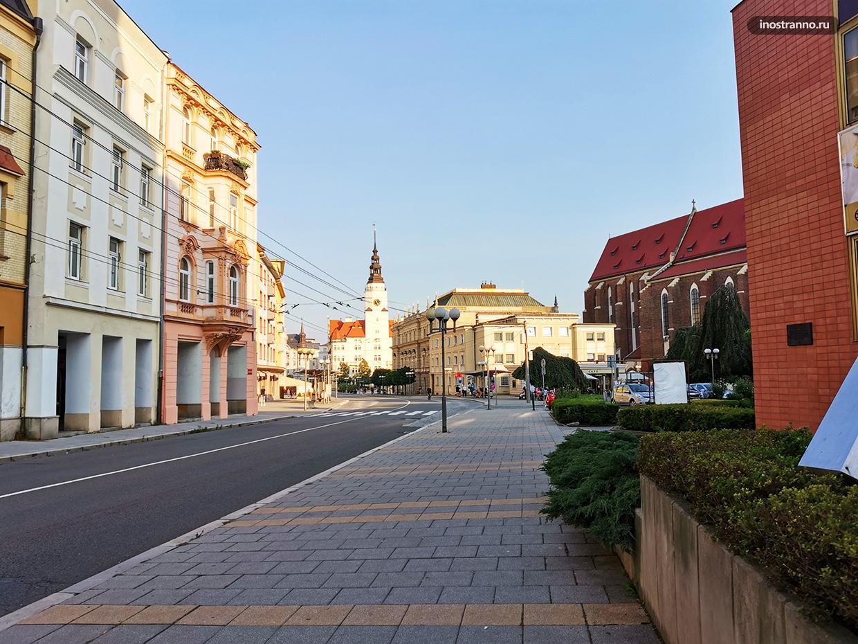 Как выглядит тротуар в Европе