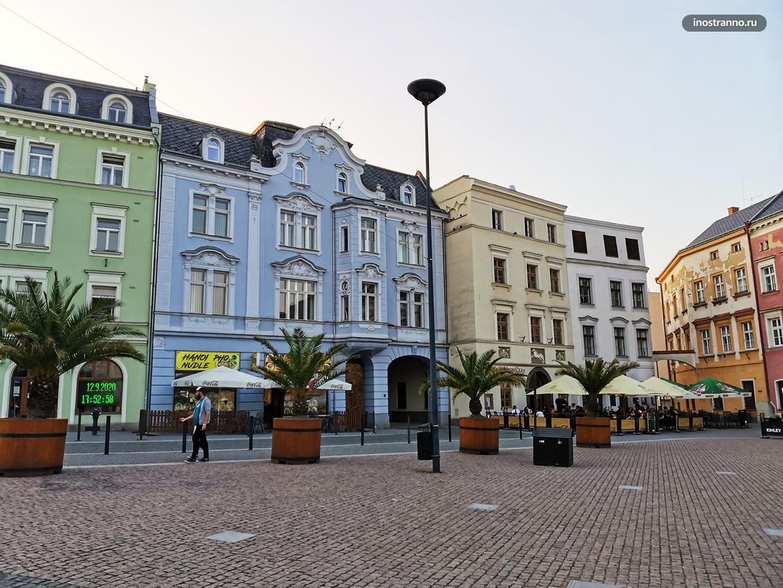 Оформление улицы по европейски
