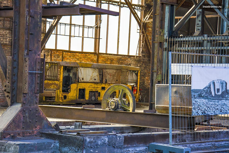 Цех металлургического комбината