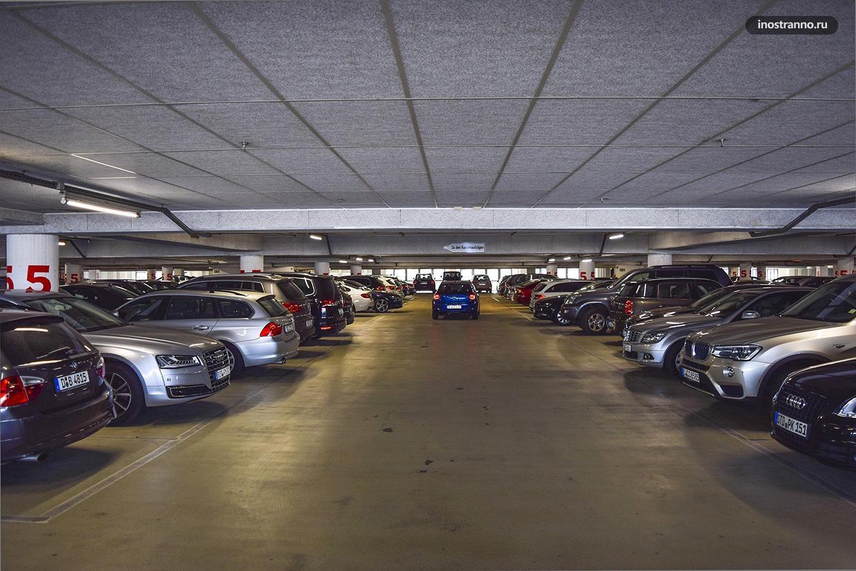 Аренда автомобиля в аэропорту Дюссельдорфа