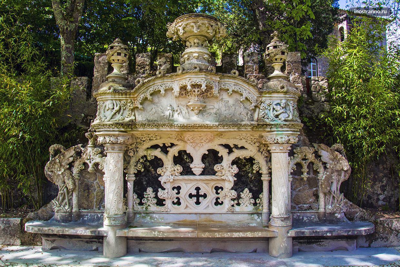 Что посетить в Синтре • Замок Кинта да Регалейра