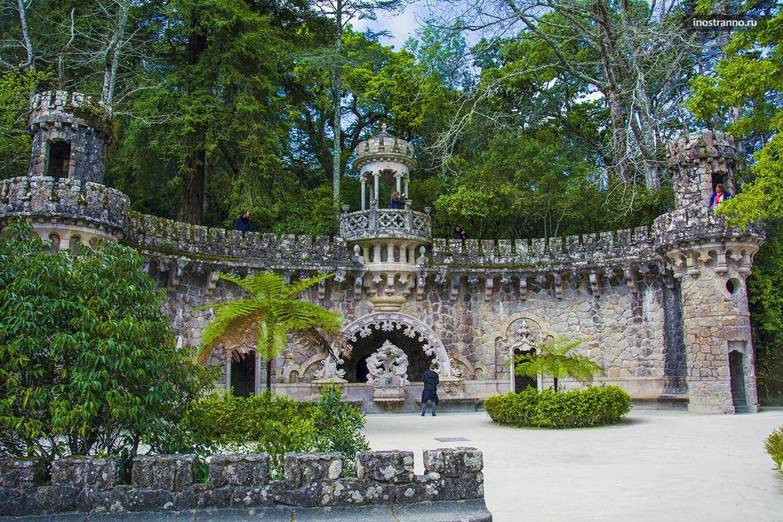 Синтра что посмотреть в Португалии