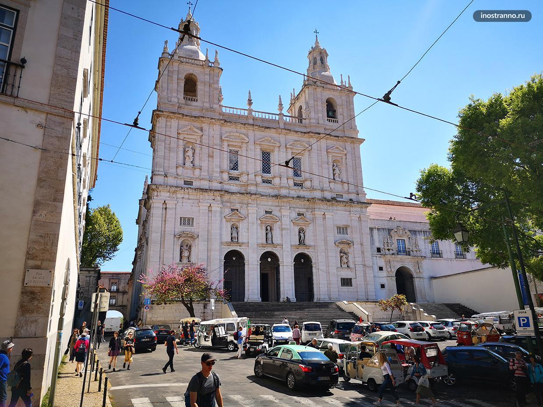 Монастырь Сан-Висенте-де-Фора в Алфаме