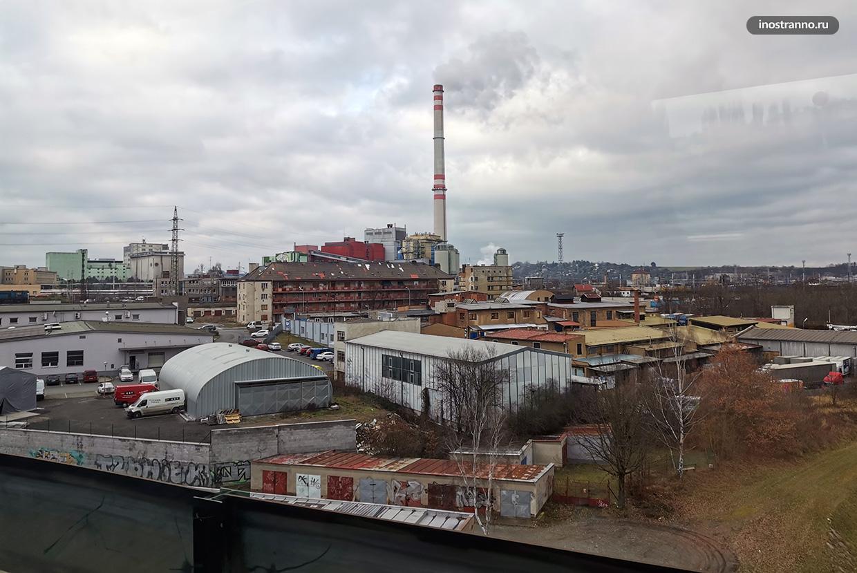 Промышленность Чехии
