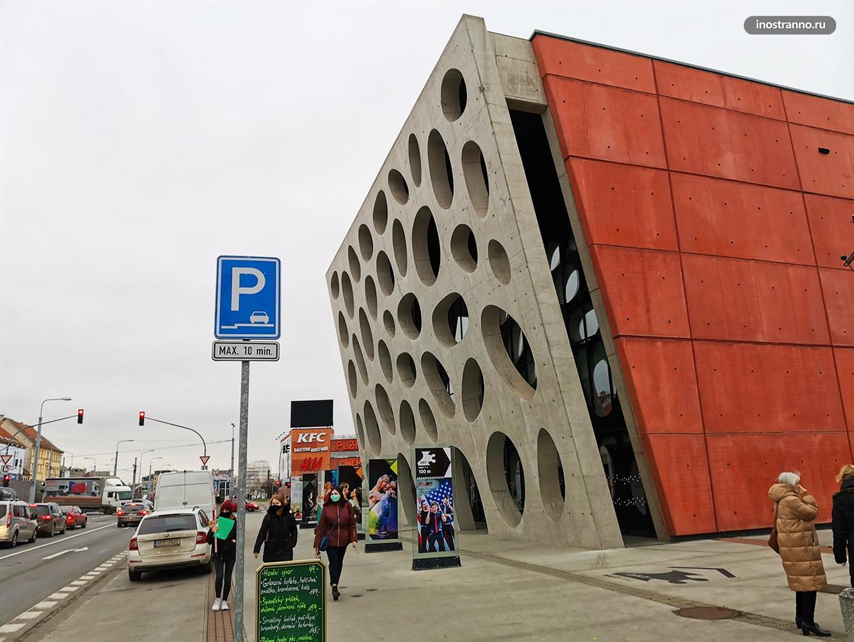Пльзень новый театр современная архитектура