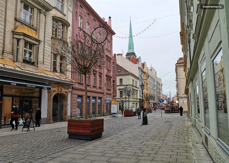 Пльзень улица