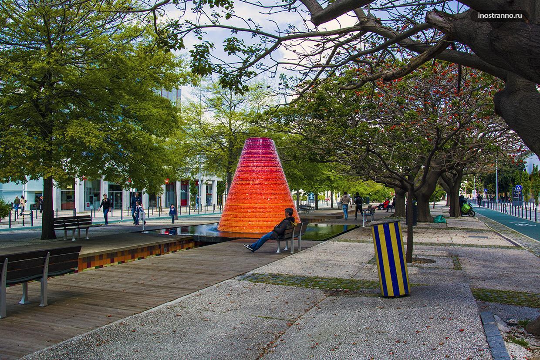 Места для отдыха в Лиссабоне