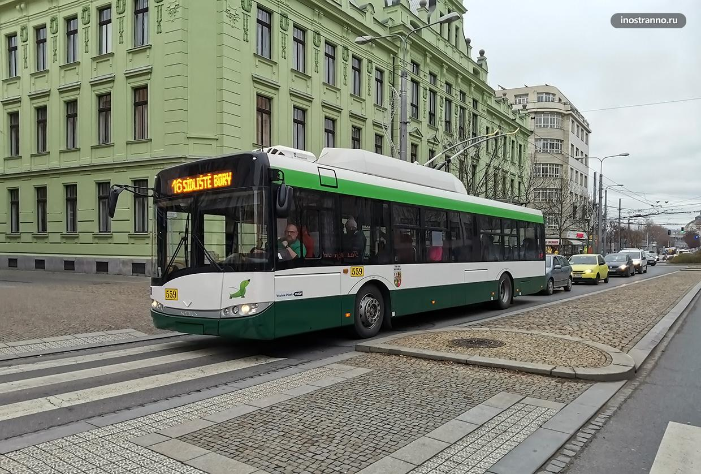 Троллейбус Solaris