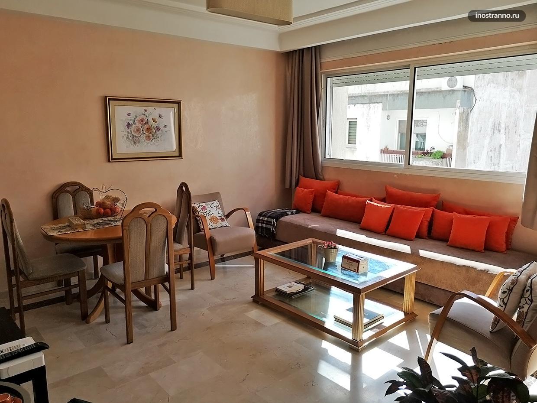 Красивые недорогие апартаменты в Касабланке