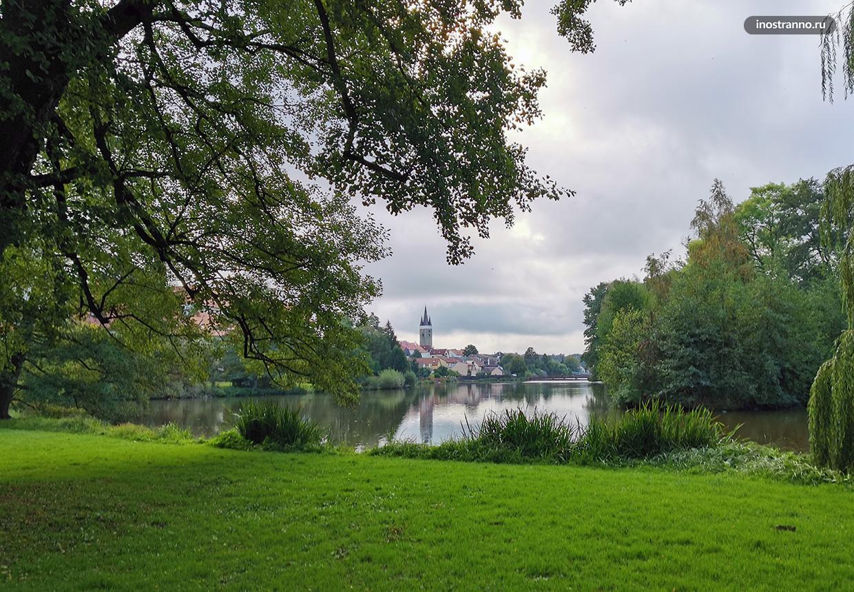 Чешская природа в октябре