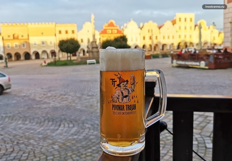 Пиво к чешскому Октоберфесту