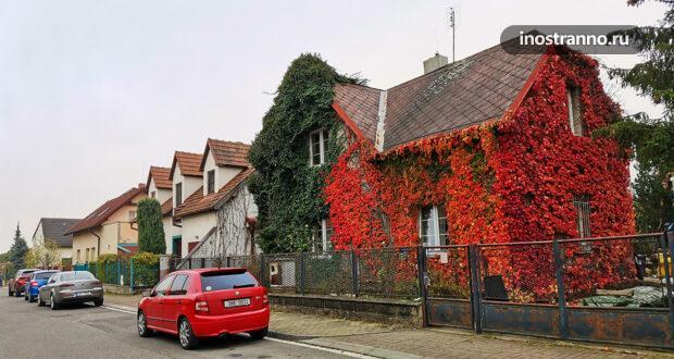 Дольни Почернице – уютный пригород Праги