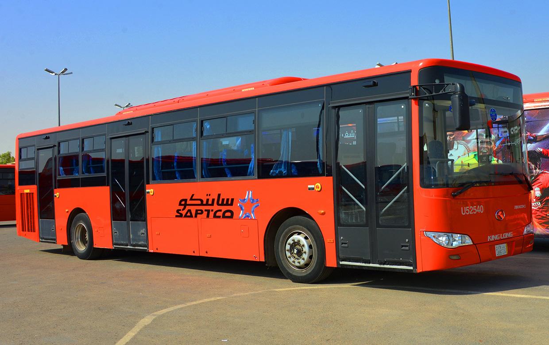 Городской автобус в Джидде