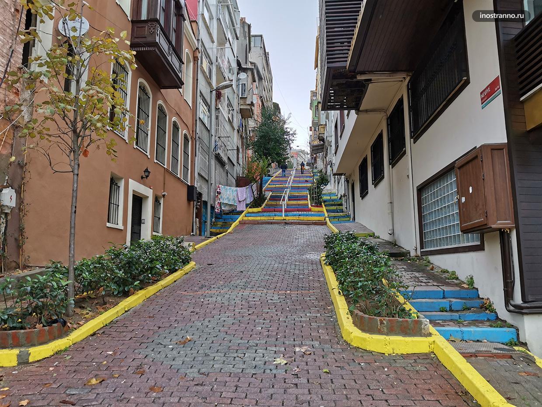 Где поселиться в Стамбуле