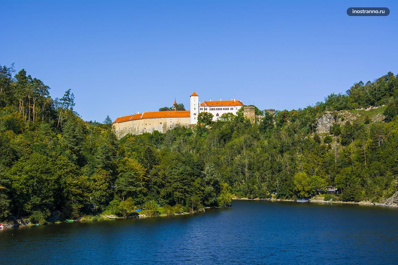 Замок Битов на Моравии