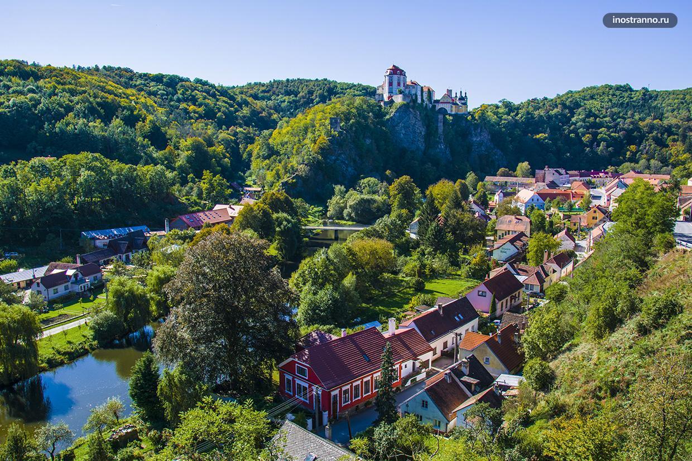 Замок Вранов-над-Дийи