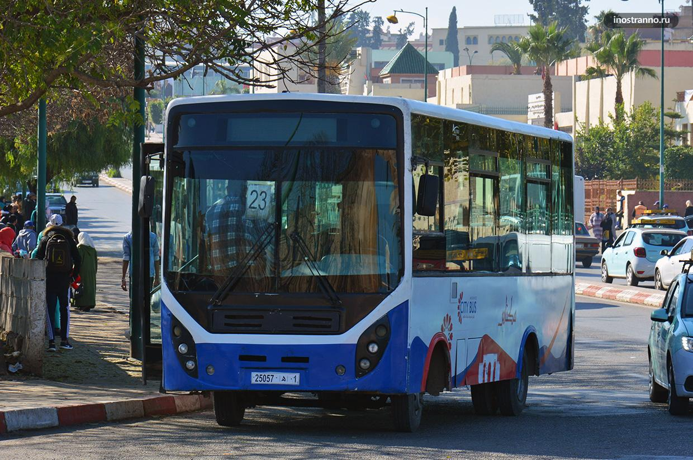 Хургада городской транспорт маршрутка