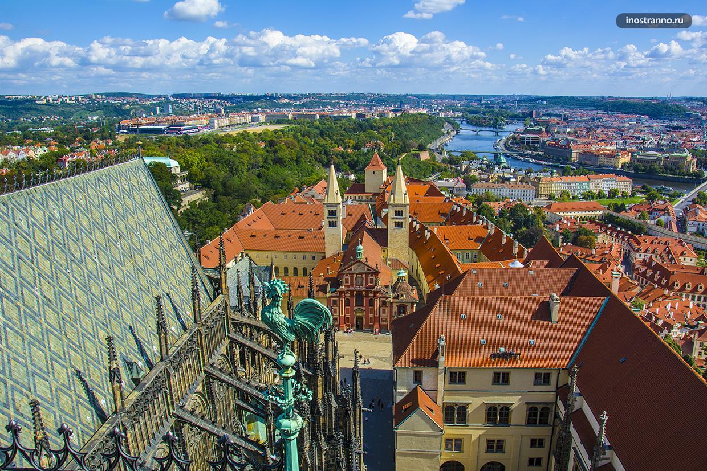 Лучшее инстаграмное место в Праге