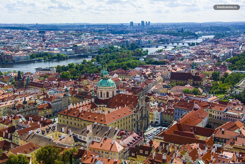 Церковь Святого Николая на Малой Страны в Праге