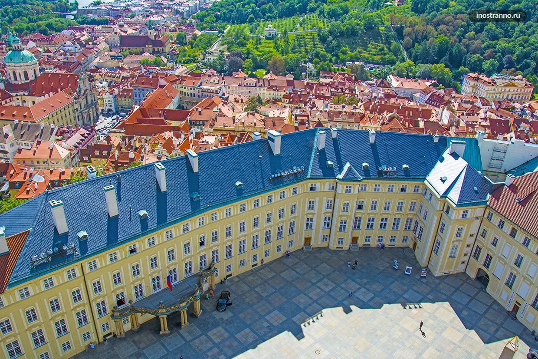 Президентский дворец Чехии