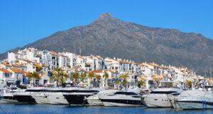 Марбелья – любимый курорт в Испании у русских