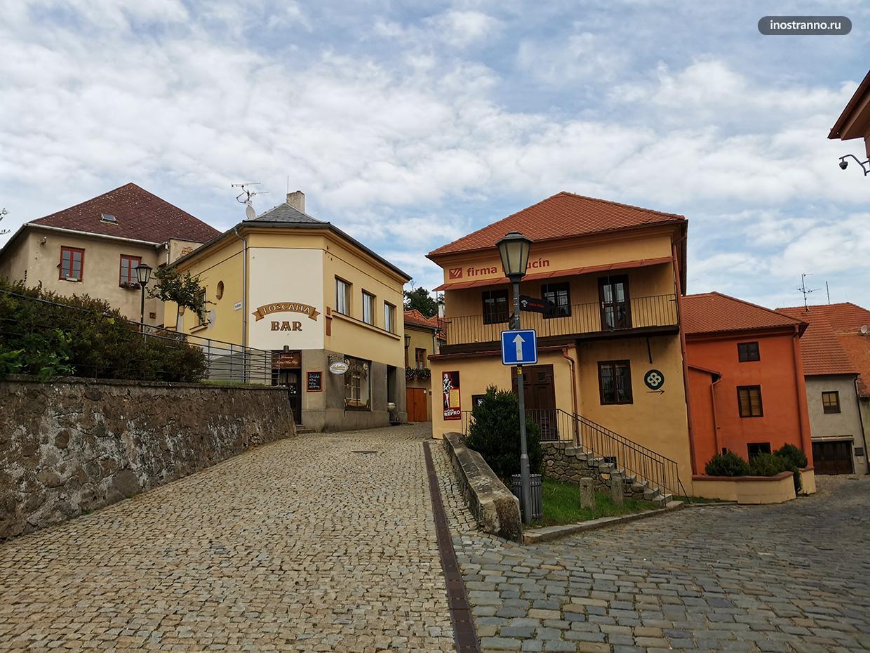 Что посмотреть в Чехии - город Тршебич